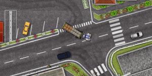 Hra - 18 Wheels Driver 3