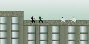 Hra - Matrix Bullettime Fighting