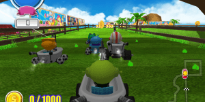 Hra - Bomb It Kart Racer