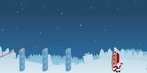 Hra - Christmas Cannon Blast