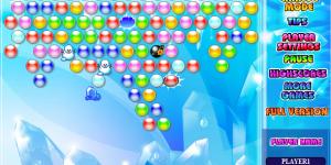 Hra - Bubble Elements