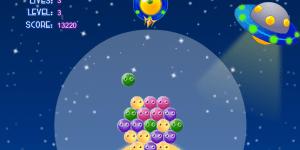 Hra - Space Bubbles