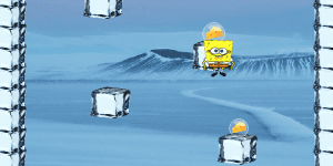 Hra - Spongebob Power Jump 2