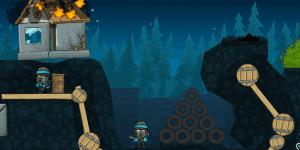 Hra - Artillery Rush 2