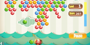 Hra - Advancing Bubble
