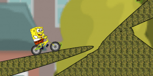 Hra - SpongeBob Drive 3