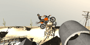 Hra - Dirt Bike 3D