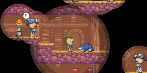 Hra - Tamus And Mitta Adventures