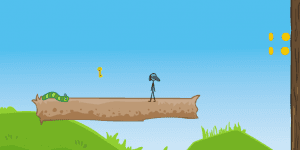 Hra - Stickman's Great Adventure