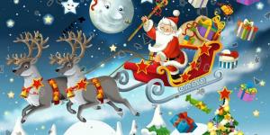 Hra - Hidden Words Christmas