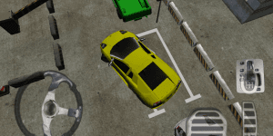 Hra - Vehicles Parking 3D