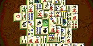 Hra - Mahjong Shanghai Dynasty