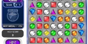 Hra - Bejeweled Blitz