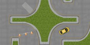 Hra - Taxi Parking
