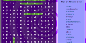 Hra - Word Search 2000