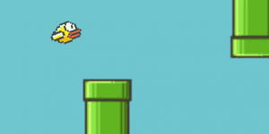 Hra - Flappy Bird