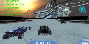 Hra - Track Racing Online