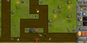 Hra - Hands of War Tower Defense