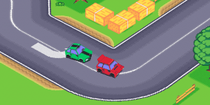 Hra - Turbo Drifters