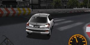 Hra - Peugeot 207