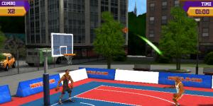 Hra - Basketball Jam Shots