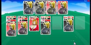 Hra - Solitaire Quest
