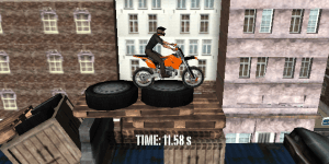 Hra - Dirt Bike 3D Stunt City