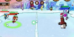 Hra - Snow Brawl Fight 3