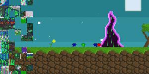 Hra - Pixel Escape