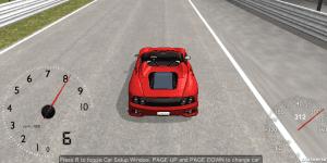 Hra - Test Drive Simulator