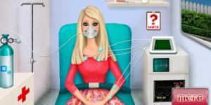 Hra - Barbie in the Ambulance