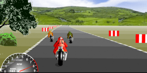 Hra - 123Go! Motorcycle Racing