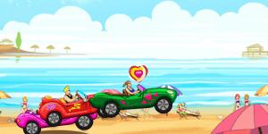 Hra - Johnny Beach Race