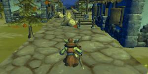 Hra - Desperate Wizard