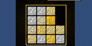 Hra - 2048 Gold Edition