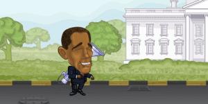 Hra - Presidential Street Fight 2008