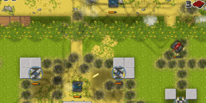 Hra - Super Battle City