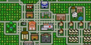 Hra - Lexicopolis: A-B-City