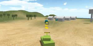 Hra - Cube Tank