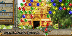 Hra - Ancient Jewels: Lion Temple