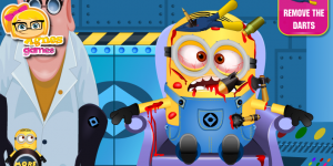 Hra - Minion Emergency