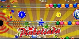 Hra - Pinboliada