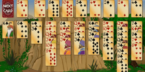 Hra - Forty Thieves Solitaire G