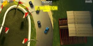 Hra - V8 Drift