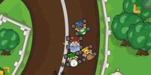 Hra - Benben Karting