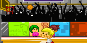 Hra - Basketball Heroes