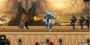 Hra - Hellguy Shootout