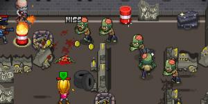 Hra - Infectonator! Survivors