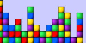 Hra - Square Asemble
