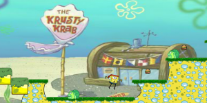 Hra - Spongebob Crazy Adventure 2